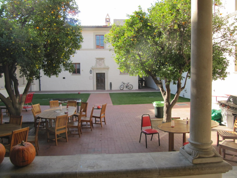 Housing Courtyard
